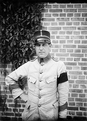 Paulus af Uhr - Lieutenant af Uhr.