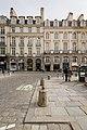 Façades des immeubles aux 3 et 4 place du parlement de Bretagne, Rennes, France.jpg