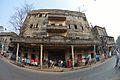 Facade - Balananda Brahmachari Sebayatan - 105-2 Raja Dinendra Street - Kolkata 2014-02-23 9460.JPG
