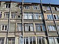 Facade of Soviet-Era Block of Flats - Central Yerevan - Armenia (18340197163).jpg