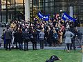 Fairfax journalists demonstrate outside Media House against Fairfax staff cuts (1).jpg
