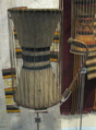 Fante drum (Ghana), World Museum Liverpool.png