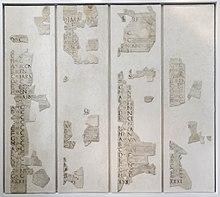 Roman Calendar.Roman Calendar Wikipedia