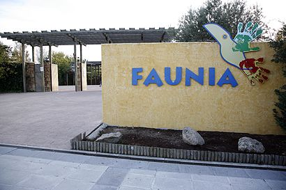 How to get to Faunia with public transit - About the place