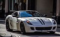 Ferarri 599 GTB matte white (8054353559).jpg