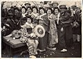 Festival in Japan - Group Portrait (1914 by Elstner Hilton).jpg