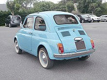 Fiat 500 1957 Wikipedia