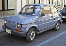 fiat 126 wikipedia. Black Bedroom Furniture Sets. Home Design Ideas