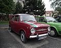 Fiat 850 at Smižany, Slovakia.jpg