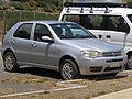 Fiat Palio ELX 1.3 Fire 2005 (12295480546).jpg