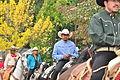 Fiestas Patrias Parade, South Park, Seattle, 2015 - 304 - the horses (21593897925).jpg