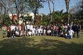 Fifty-three Wikimedians - Photo Session - Bengali Wikipedia 10th Anniversary Celebration - Jadavpur University - Kolkata 2015-01-10 3089.JPG
