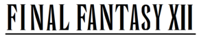 Final Fantasy XII wordmark.png