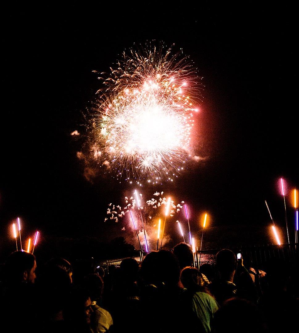 Fireworks @ Eurockéennes de Belfort 2013 (9381027087)