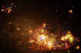 Fireworks of Star Formation Light Up a Galaxy - GPN-2000-000877.jpg