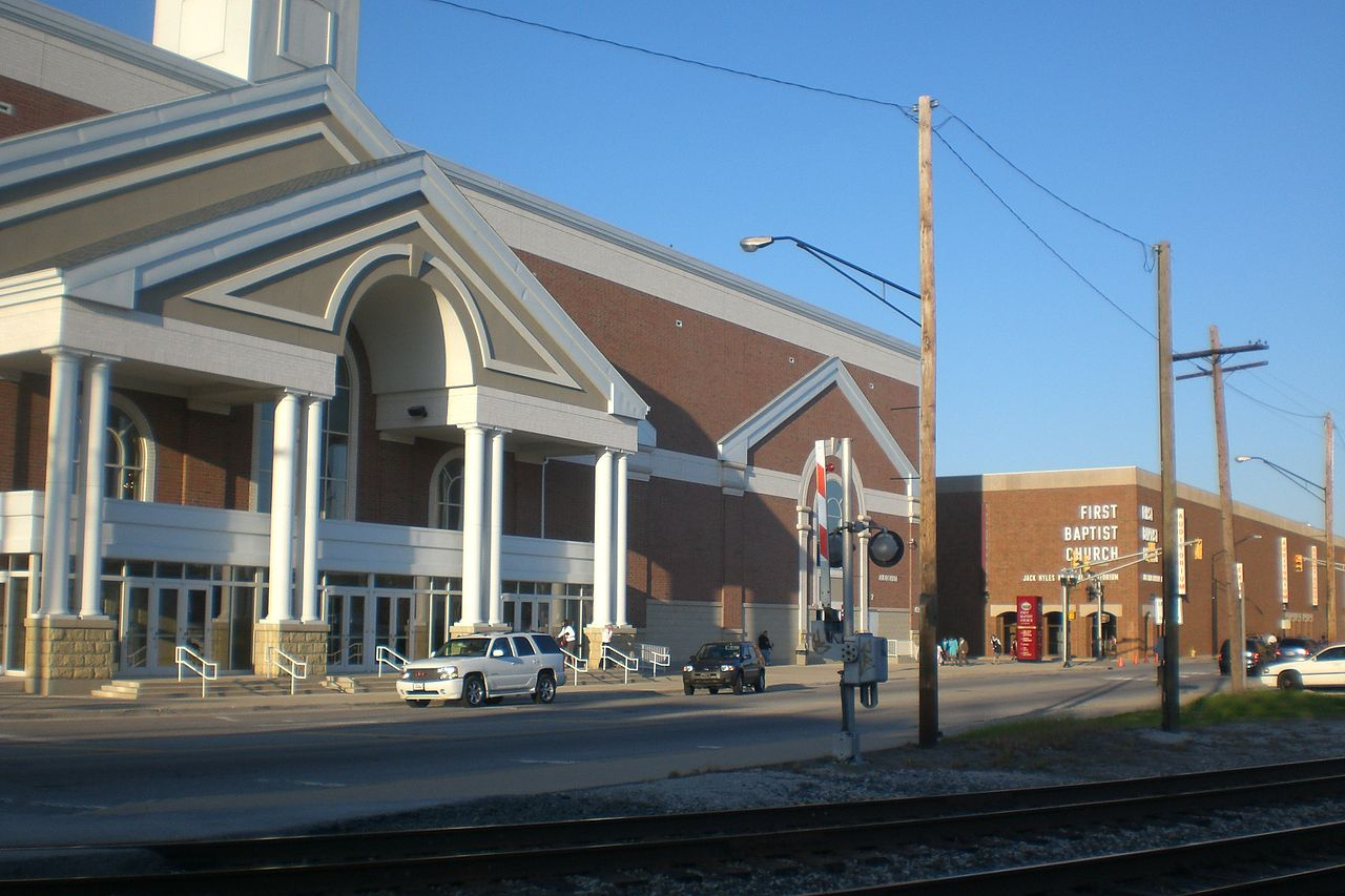 File first baptist church hammond indiana jpg for First ch