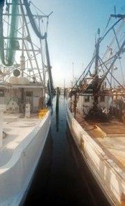 Fishing Boats in Biloxi