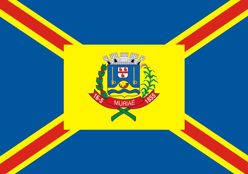 Bandeira de Muriaé