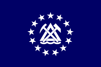 Flag of the United States Geological Survey