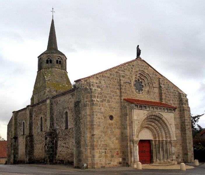 Église Notre-Dame (Classé)