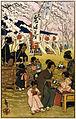 Flickr - …trialsanderrors - Helen Hyde, Blossom time in Tokyo, 1914.jpg