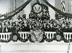 Flickr - USCapitol - Franklin D. Roosevelt's First Inauguration.jpg