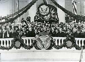 First inauguration of Franklin D. Roosevelt - Image: Flickr US Capitol Franklin D. Roosevelt's First Inauguration