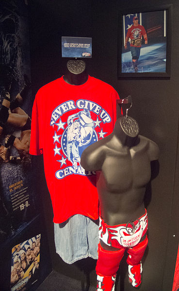 File:Flickr - simononly - WWE Fan Axxess - Classic Memorabilia-Ring Gear (39).jpg