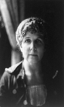 Florence Harding in 1920
