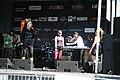 Folsom street fair 2008 Stage.jpg