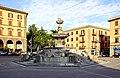 Fontana di Piazza della Rocca 16.Jh Viterbo Lazio Italien Foto Wolfgang Pehlemann DSC00022.jpg