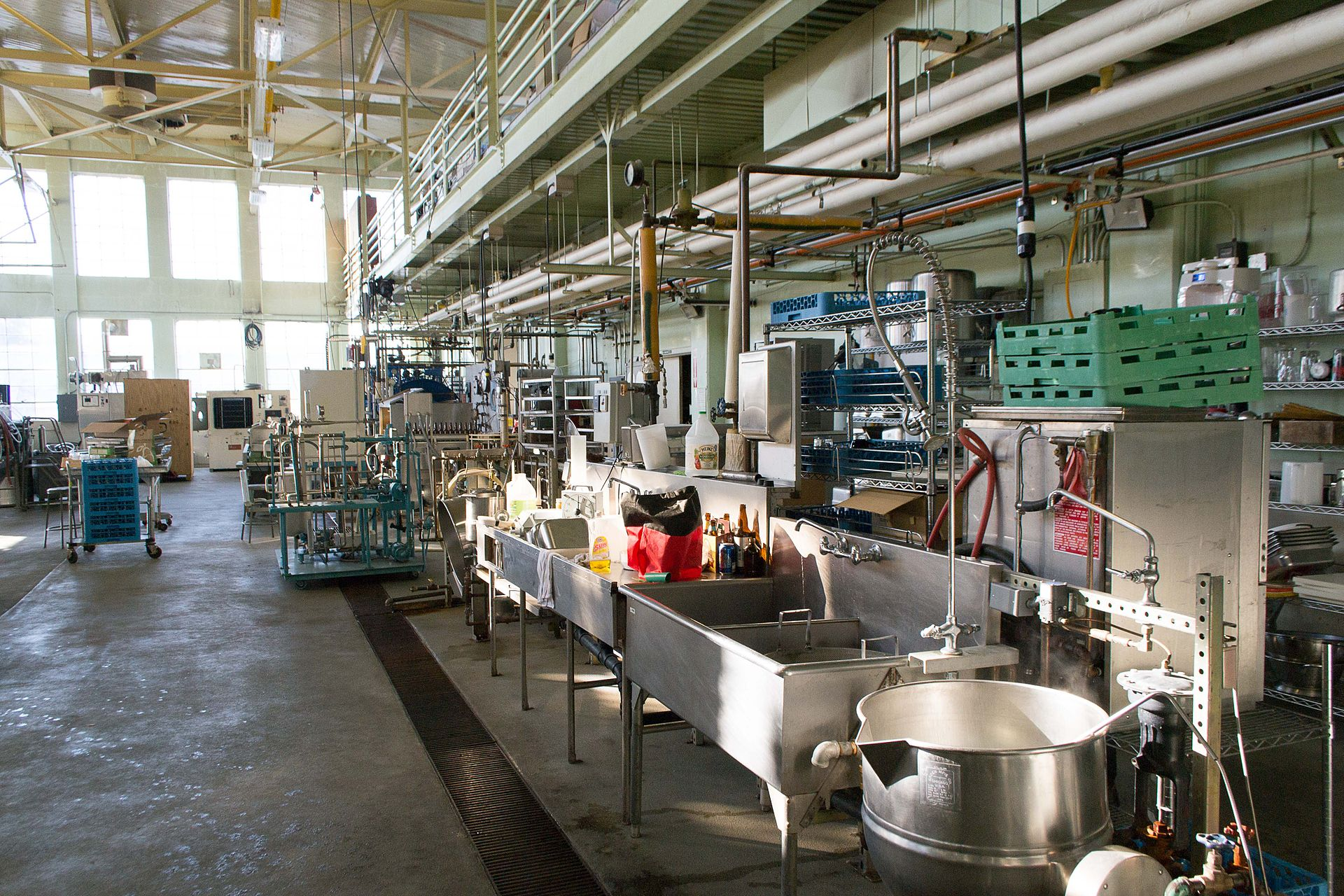 Food Processing Plant In Davao City