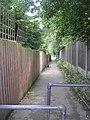 Footpath - Intake Lane - geograph.org.uk - 1368662.jpg