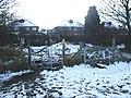Footpath across railway, Water Orton - geograph.org.uk - 1725775.jpg