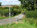 Footpath at White Moor - geograph.org.uk - 232564.jpg
