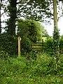 Footpath to Field Foot Farm - geograph.org.uk - 485446.jpg