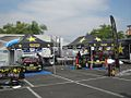 Ford Fiestas at X Games 2009 001.jpg