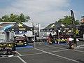 Ford Fiestas at X Games 2009 001.jpg