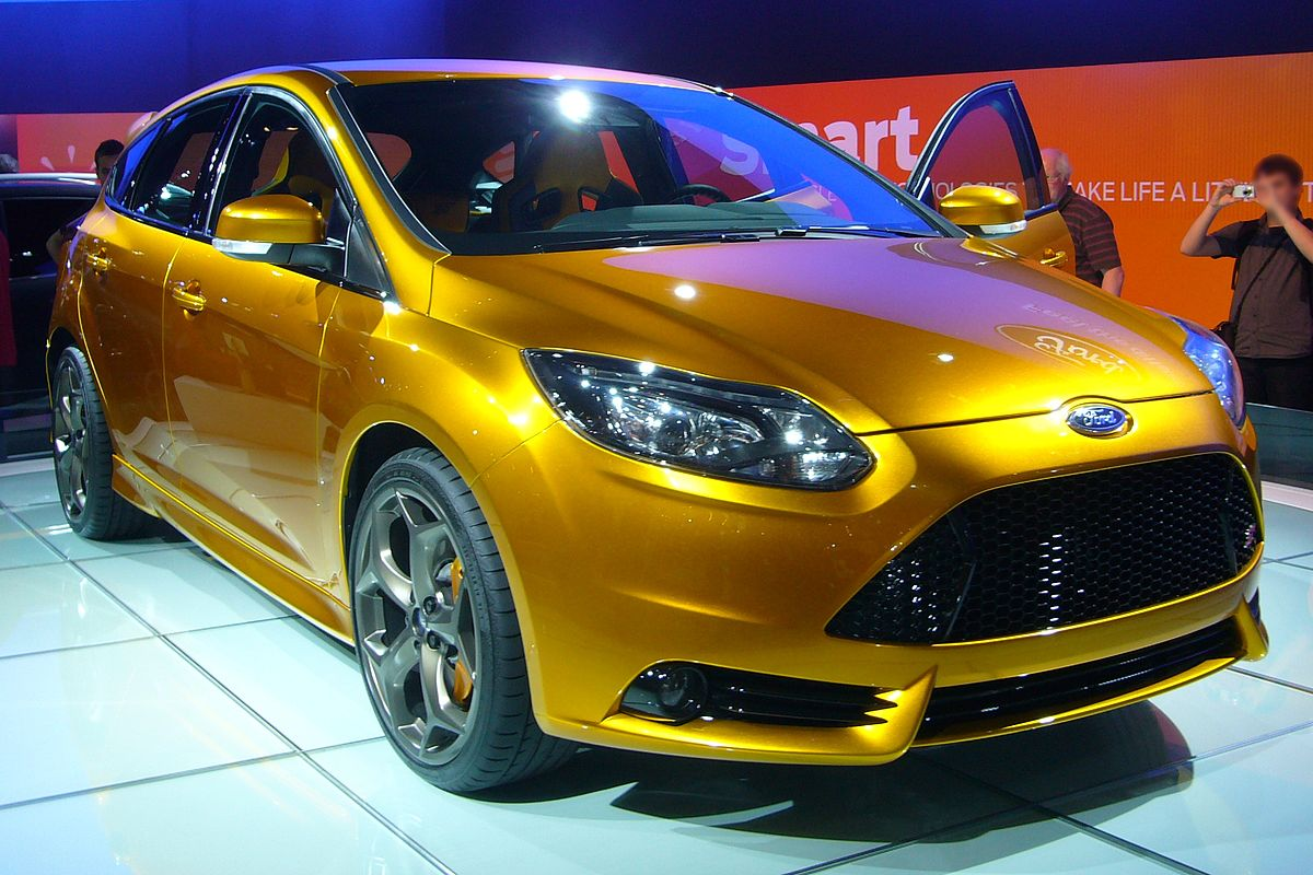 ford focus st wikipedia wolna encyklopedia. Black Bedroom Furniture Sets. Home Design Ideas