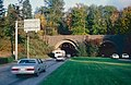 Former west portal of Mt. Baker Ridge Tunnel in 1982.jpg