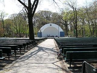 park in Queens, New York
