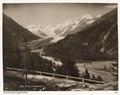 Fotografi av Morteratsch-Gletscher - Hallwylska museet - 104856.tif