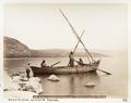 Fotografi på fiskebåt - Hallwylska museet - 104245.tif
