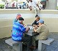 Four men playing dominoes in San Juan, Puerto Rico.jpg