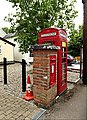 Foxearth George V Postbox (geograph 4039298).jpg