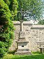Frémainville (95), calvaire de l'église, rue du Pavé.jpg