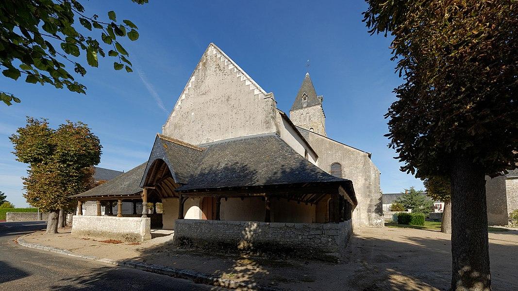 Église Notre-Dame de Mulsans