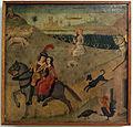 Francia, anonimo, dama e cavaliere, 1499.JPG