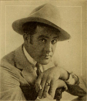 Francis Ford (actor) - Francis Ford in 1917