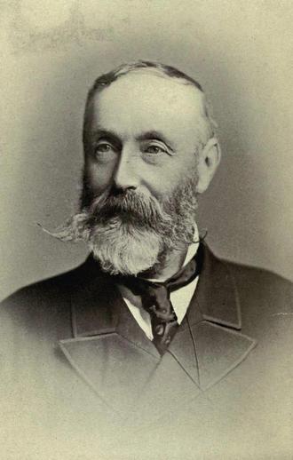 Francis Ormond - The Honourable Francis Ormond, MLC